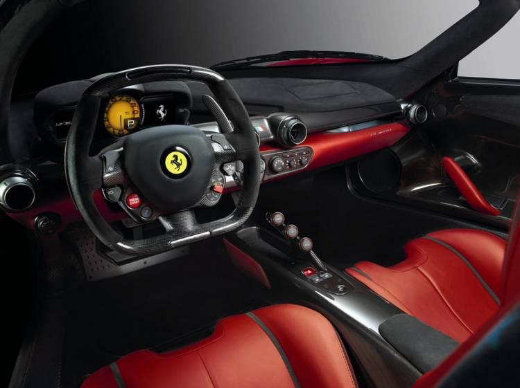 Ferrari LaFerrari, en vídeo, desde todos los ángulos