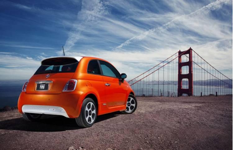Fiat 500e: desvelado en Los Angeles el 500 eléctrico