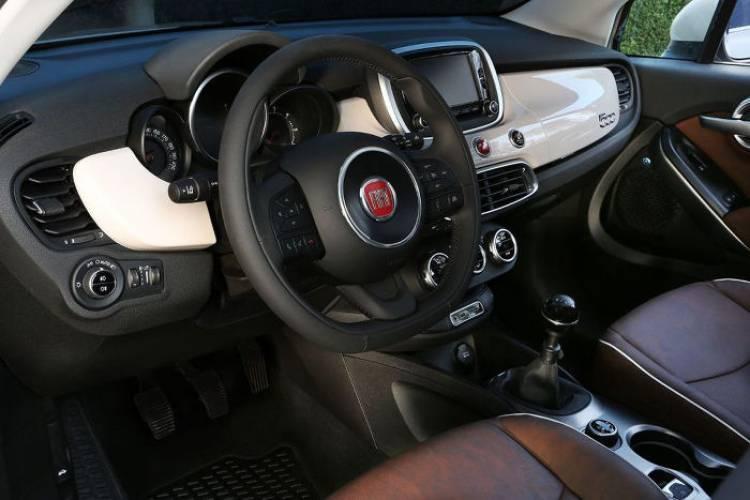 Fiat 500X, nueva galería de imágenes: el pequeño SUV de Fiat desde todos los ángulos