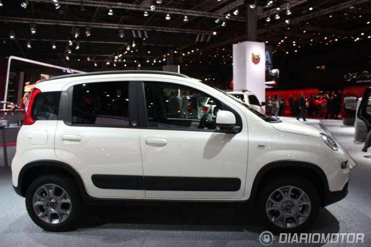 Gama y precios del Fiat Panda para España: llega el Panda 4x4 desde 10.500 euros