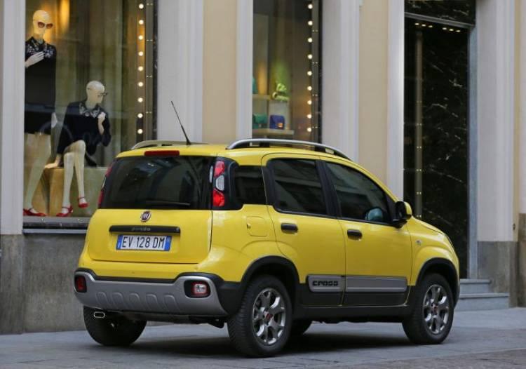 Fiat Panda Cross, en España desde 13.150 euros