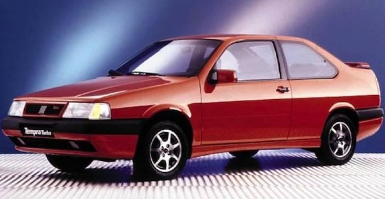 Fiat Tempra Coupé (Brasil, 1993)