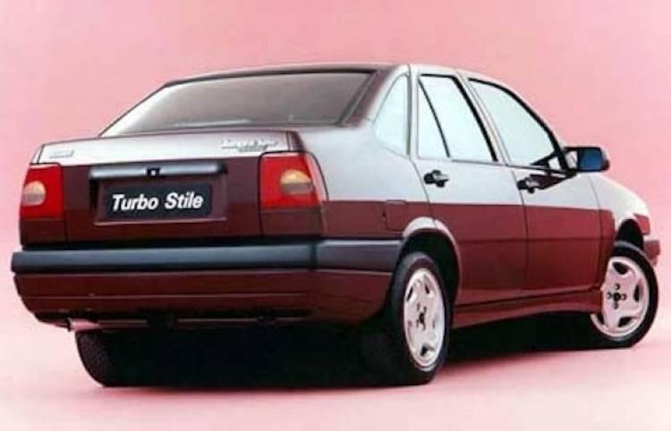 Fiat Tempra Stile (Brasil, 1997)