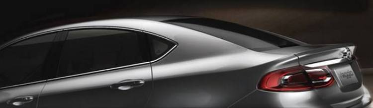Teaser del Fiat Viaggio