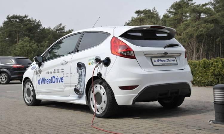 Ford & Schaeffler nos muestran en vídeo las posibilidades del motor eléctrico integrado en la rueda