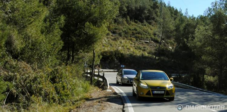 Ford Focus Ecoboost 1.0 9