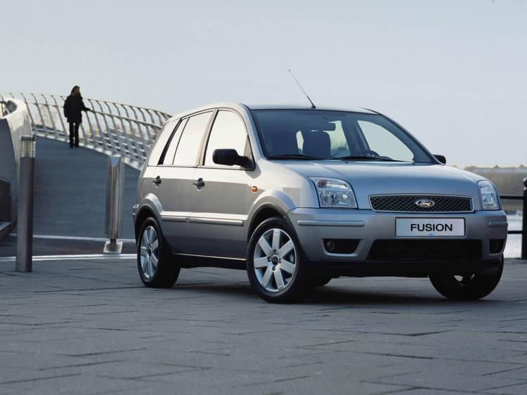 Ford Fusion 2000