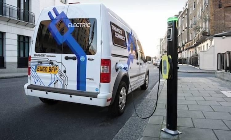 Ford Transit Connect EV, la mítica furgoneta se hace eléctrica