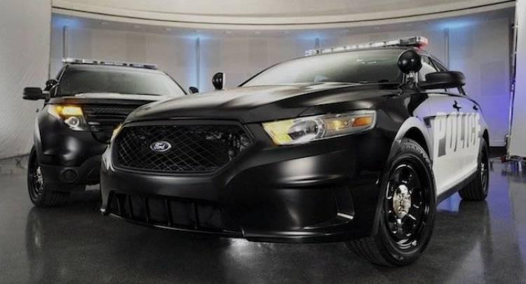 Ford Interceptor Pace Car