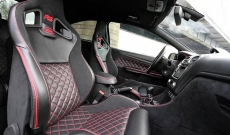 Anderson Germany da 420 CV al eje delantero del Ford Focus RS500