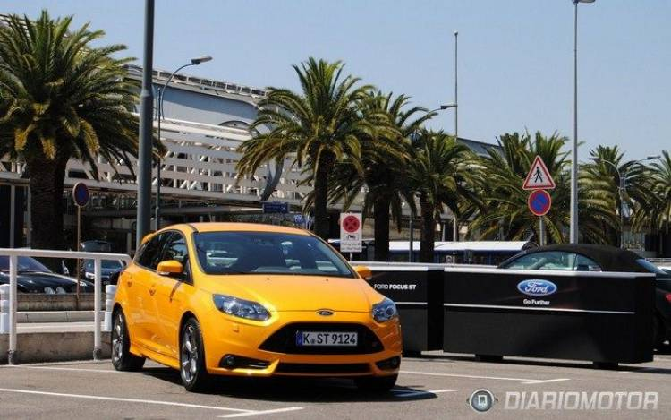 El Ford Focus ST es el compacto deportivo más vendido de Europa