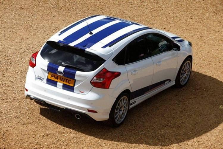 Ford Focus WTCC: el Focus se viste de competición en una edición limitada