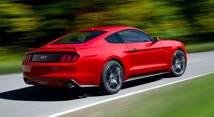 Mustang 2015