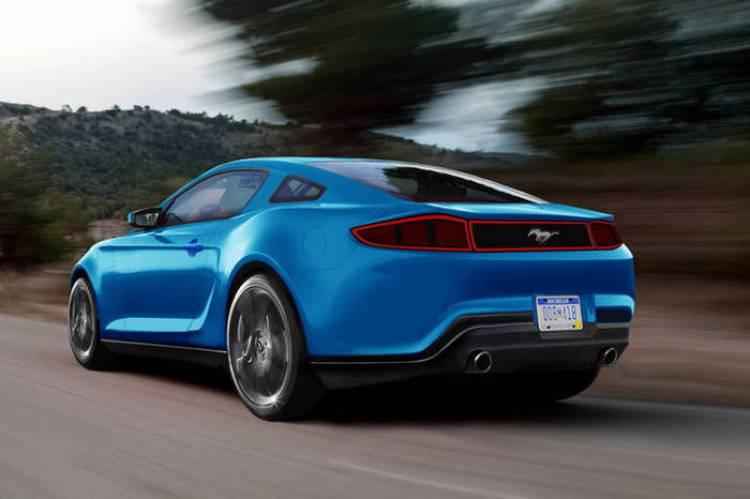 El 5 de diciembre Ford nos presentará al nuevo Mustang