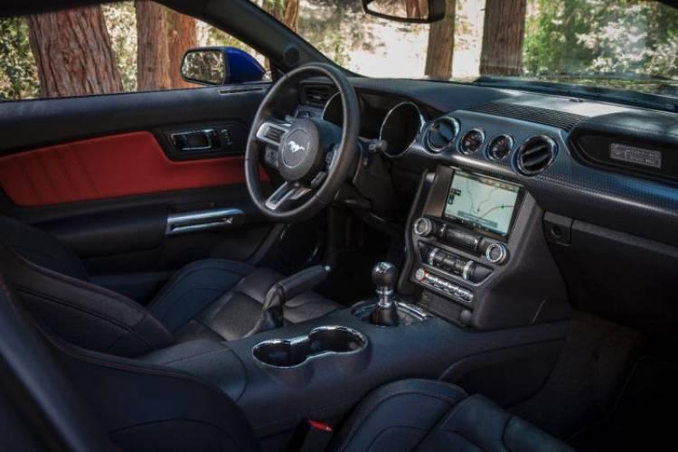 Galería de imágenes del Ford Mustang 2015