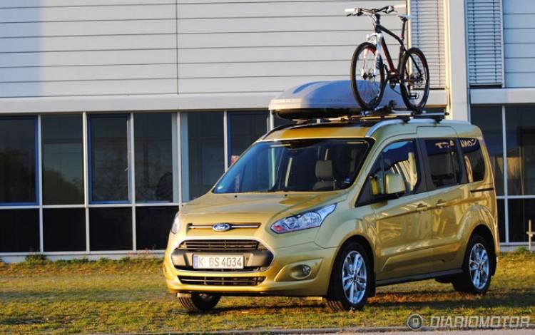 Ford Tourneo Connect, presentación y prueba en Munich: ¿abriendo camino al concepto de furgoneta convertida en Turismo?