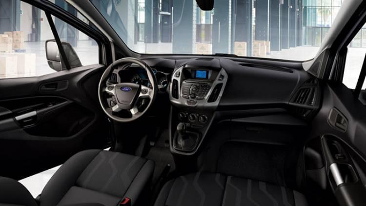 Ford Transit Connect en Almussafes