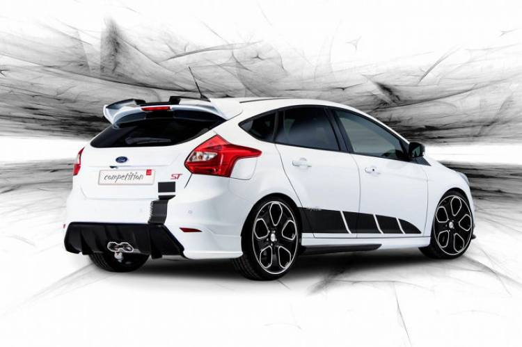 Ford Focus ST por MS Design