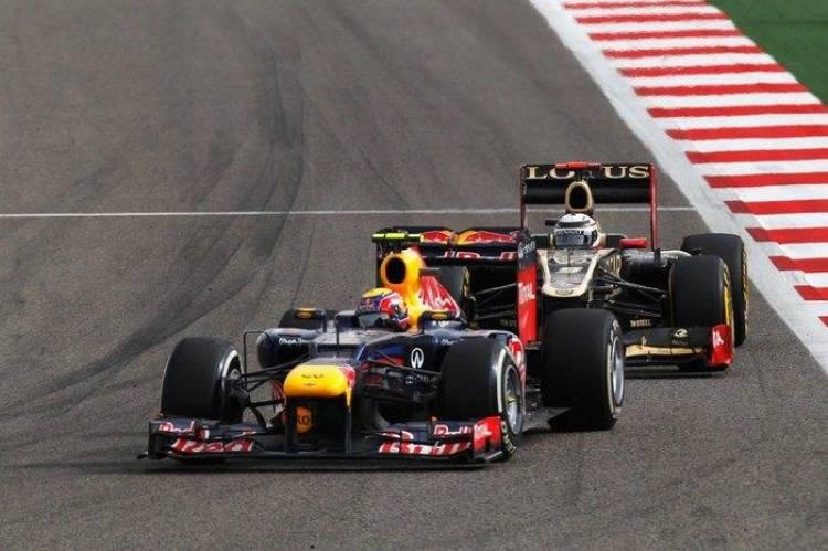 F1 - GP Bahrein 2012