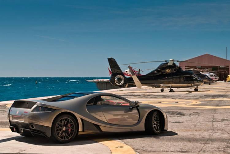 GTA Spano: a Ginebra con 900 caballos