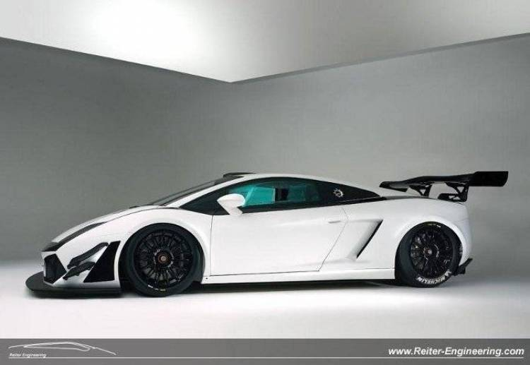 Lamborghini Gallardo Lp600+ GT3