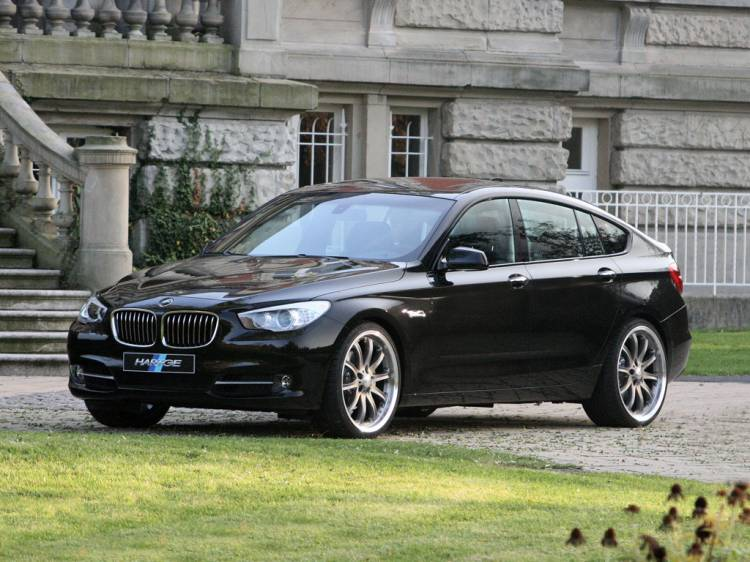 BMW Serie 5 GT Hartge