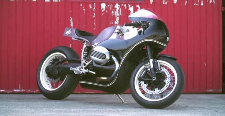 BMW R nineT Custom Project