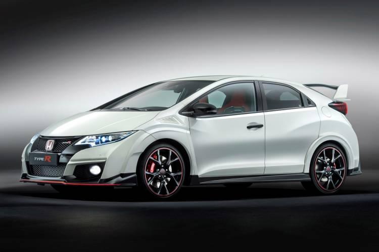 Honda Civic Type R Concept, nueva galería de imágenes: este es el aspecto del nuevo Type R