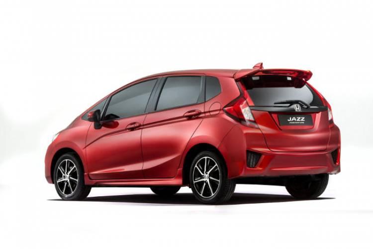 Honda Jazz 2015: se presenta como prototipo en el Salón de París