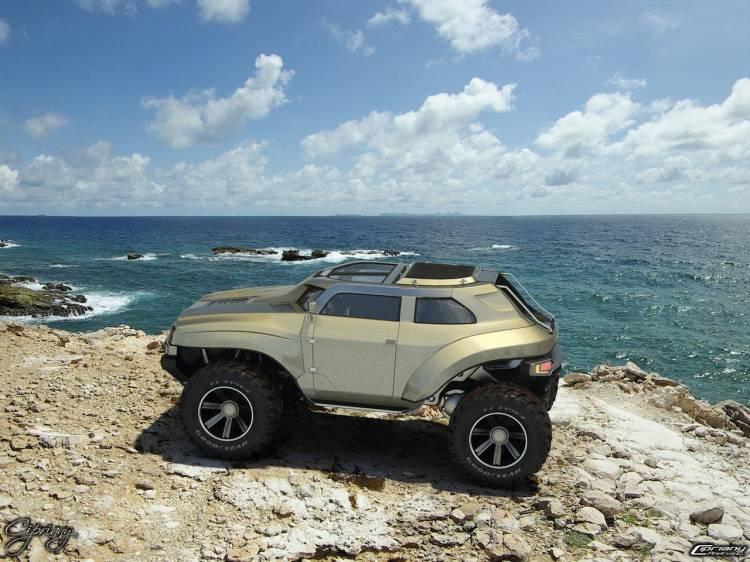 Hummer HB concept-1