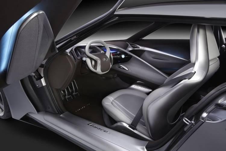 Hyundai HND-9 Concept: descubriendo el ADN que dará vida a un futuro coupé deportivo