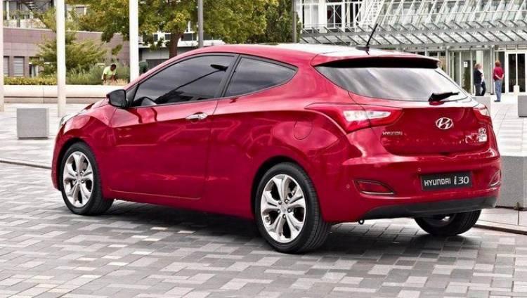 Hyundai i30 2013 tres puertas