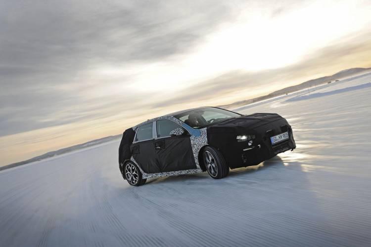 Hyundai i30 N Winter Testing Sweden_2