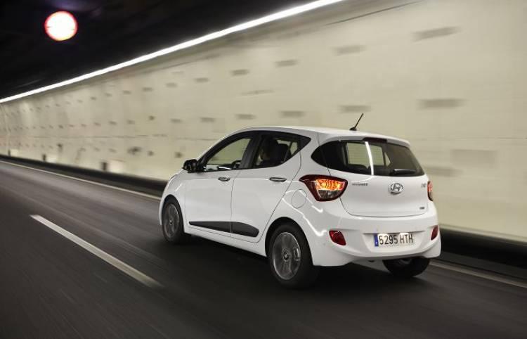 Hyundai i10, toma de contacto en Madrid