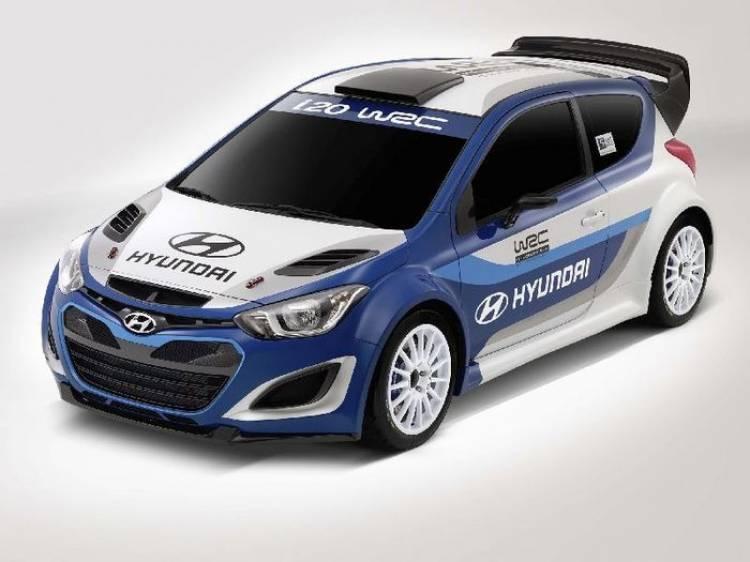 Hyundai i20 WRC 2013