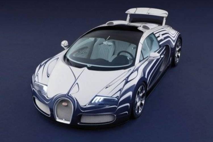 Bugatti Veyron 16.4 Grand Sport L