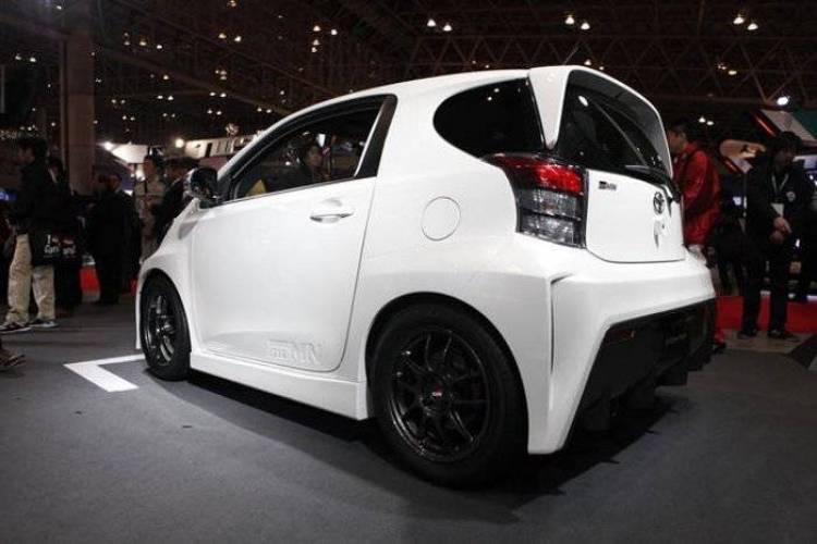 GRMN Toyota IQ Supercharged II