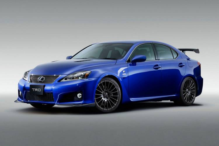 "Lexus IS F ""Circuit Club Sport Package"""