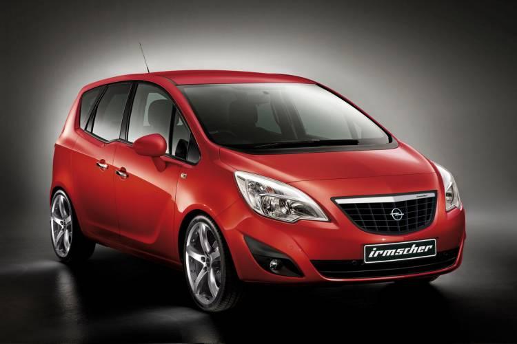 Irmscher Opel Meriva 2010