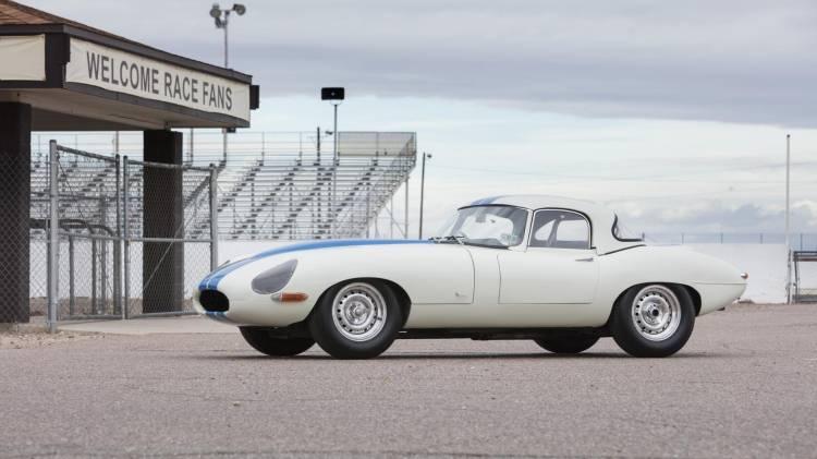 Jaguar E-Type Lightweight_7