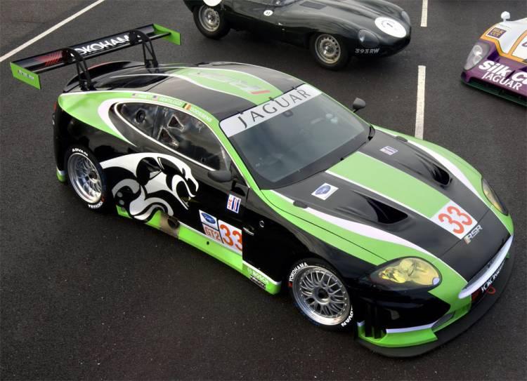 Jaguar RSR XKR GT2 - Le Mans 2010