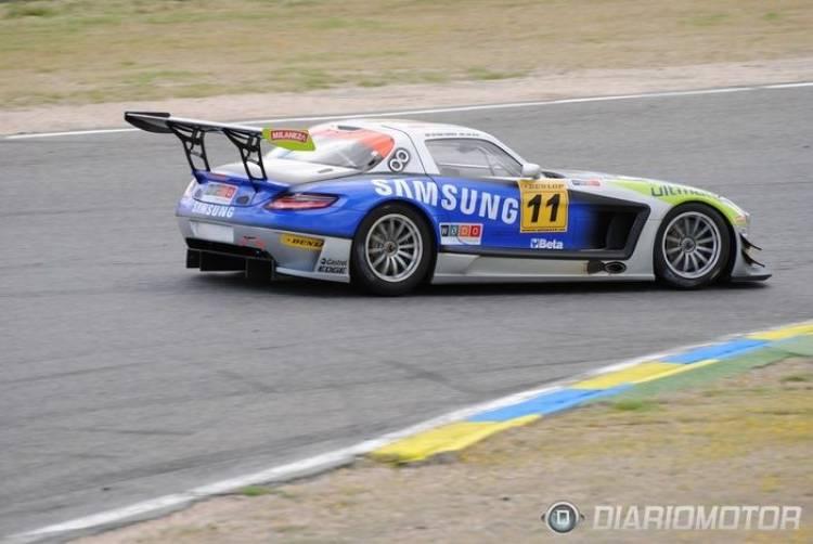 Campeonato de España de GT en el Jarama