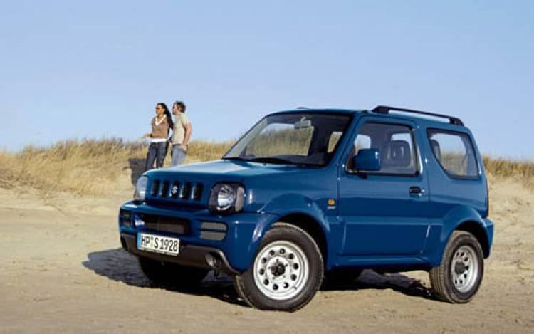El Suzuki Jimny cumple 40 años