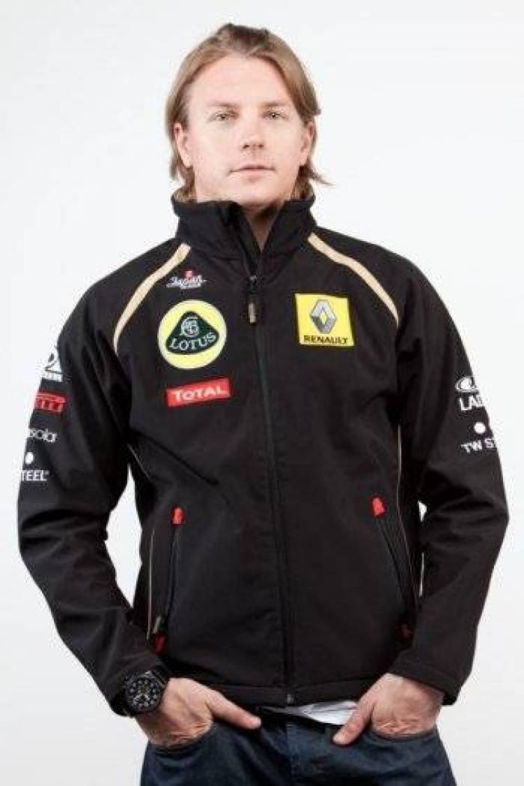 Kimi Raikkonen vuelve a la Formula 1 en 2012 con Lotus Renault