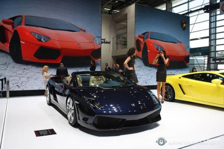 Lamborghini renueva al Gallardo de tracción total en el Salón de París y nos muestra la Edizione Tecnica
