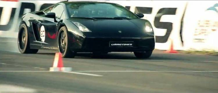Lamborghini Gallardo Underground Racing Twin-Turbo