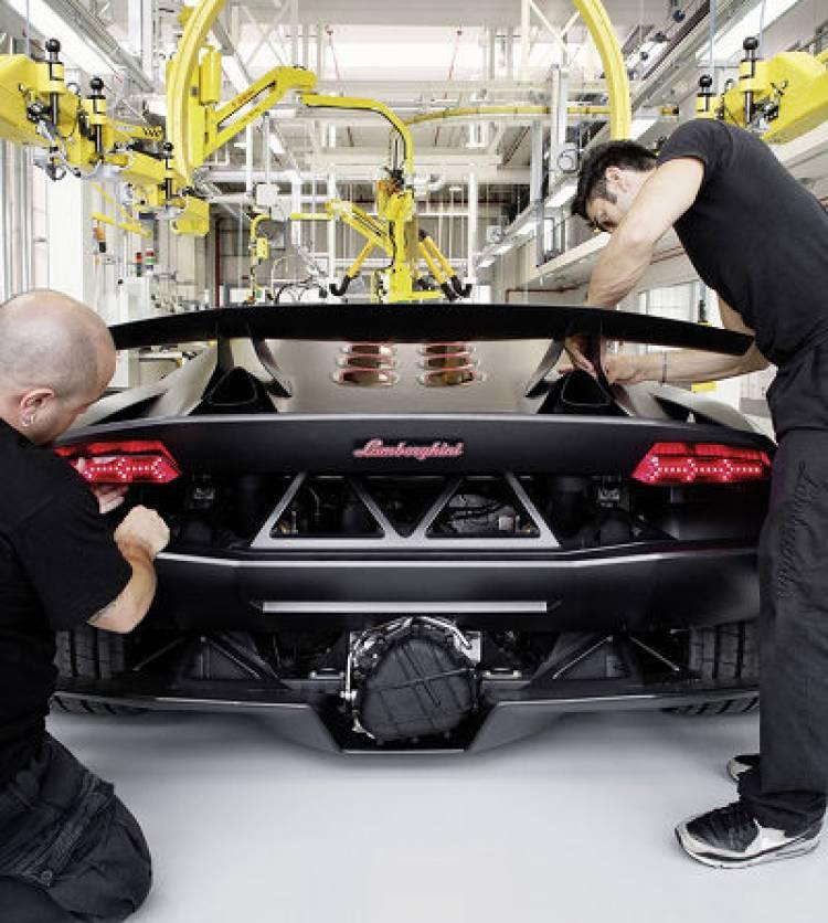 Lamborghini comienza la producción del Sesto Elemento