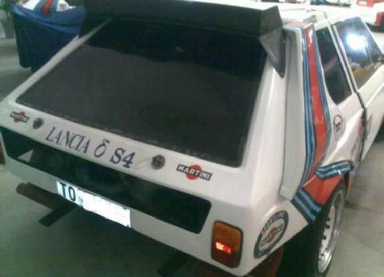 Lancia Delta S4 de 1986: el canto del cisne de los Grupo B, a la venta