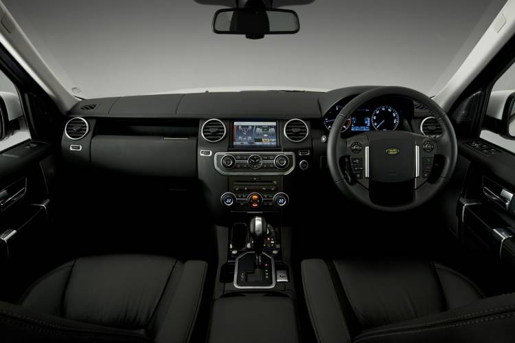 Land Rover Discovery7