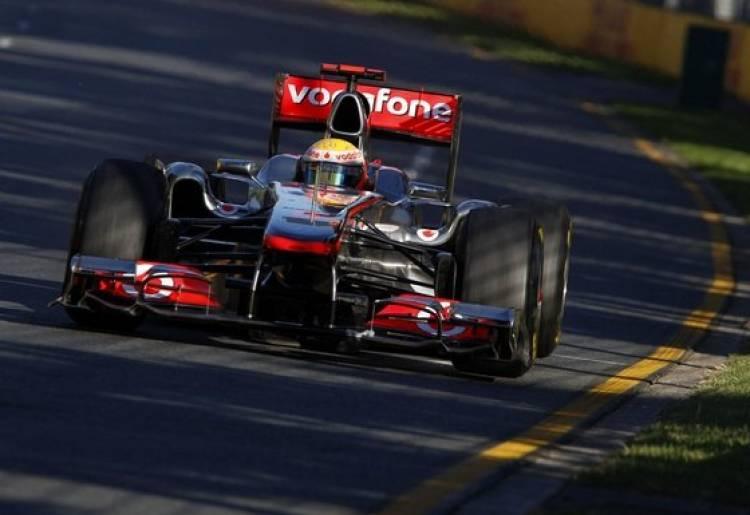 McLaren - Gran Premio de Australia 2011